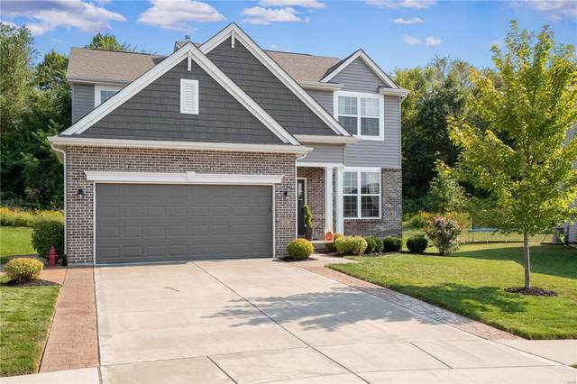 267 Thorn Brook Drive, O'Fallon, MO 63366 (#21063876) :: St. Louis Finest Homes Realty Group