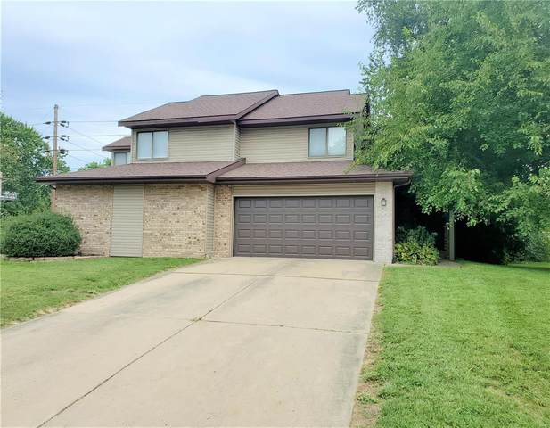 1296 Ridgewood Court, Collinsville, IL 62234 (#21063888) :: Parson Realty Group