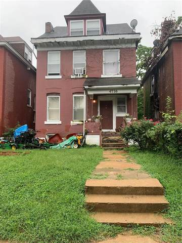 4716 Vernon Avenue, St Louis, MO 63113 (#21063906) :: Parson Realty Group