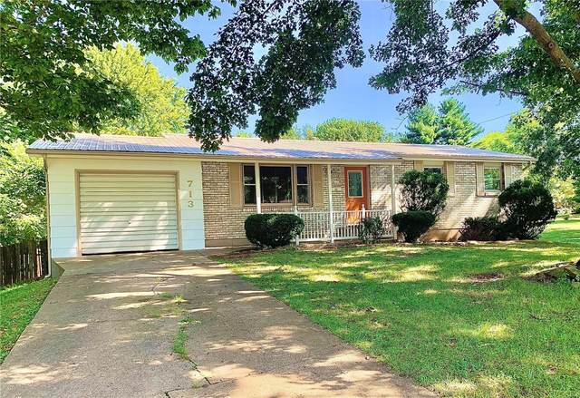 713 Aldergate Street, Farmington, MO 63640 (#21063924) :: St. Louis Finest Homes Realty Group
