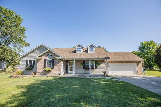 502 Canary Lane, CARTERVILLE, IL 62918 (#21063952) :: Parson Realty Group