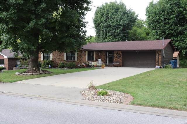 2103 Golfview, Collinsville, IL 62234 (#21063996) :: Parson Realty Group