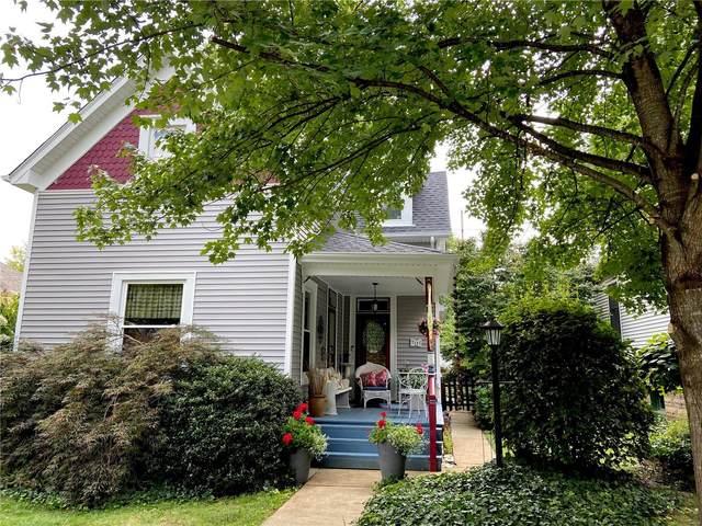 212 Lindenwood Avenue, Saint Charles, MO 63301 (#21064002) :: Clarity Street Realty
