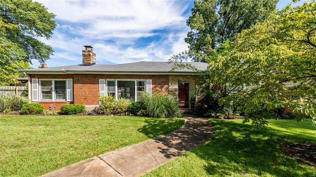 8745 W Kingsbury Avenue, St Louis, MO 63124 (#21064056) :: St. Louis Finest Homes Realty Group
