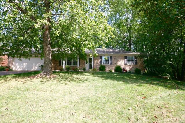 1404 Cumberland Court, Belleville, IL 62223 (#21064072) :: Delhougne Realty Group