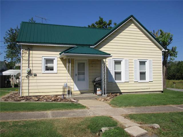 105 N Short Avenue, PERCY, IL 62272 (#21064078) :: Parson Realty Group