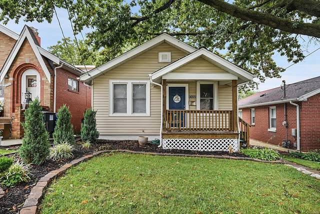 6448 Wade Avenue, St Louis, MO 63139 (#21064080) :: Clarity Street Realty