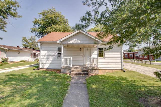 101 Walnut Street, KANE, IL 62054 (#21064101) :: Matt Smith Real Estate Group