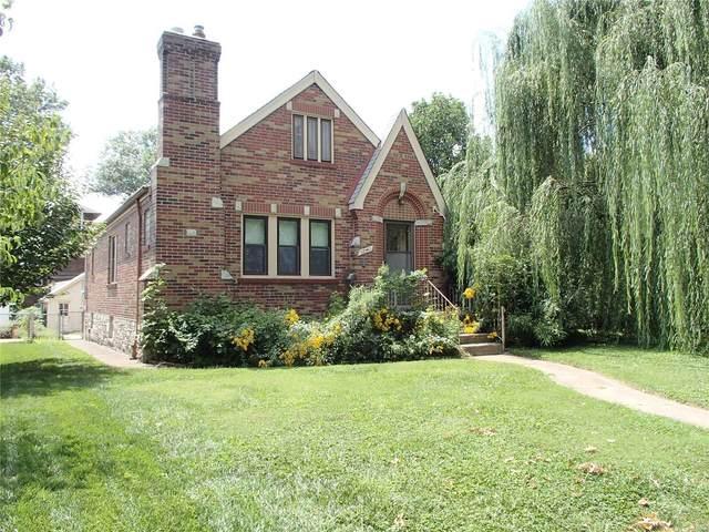 6840 Hancock Avenue, St Louis, MO 63139 (#21064118) :: Jenna Davis Homes LLC