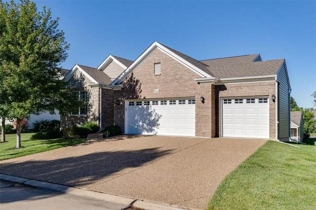 568 Owls Perch Drive, Lake St Louis, MO 63367 (#21064136) :: Clarity Street Realty