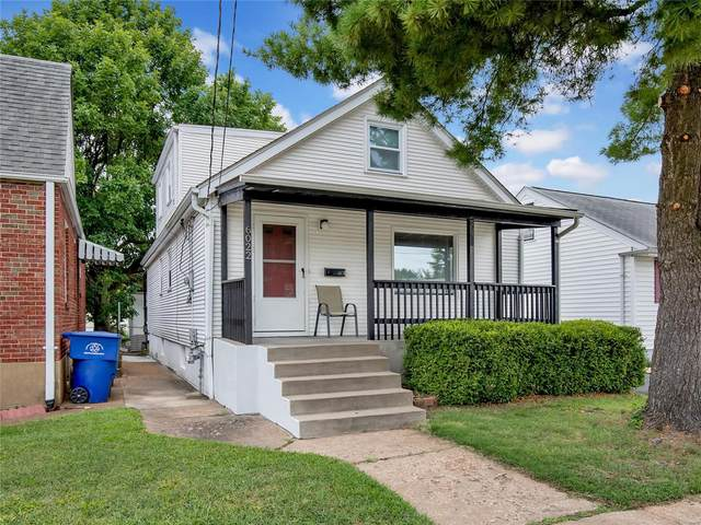 6022 Scanlan Avenue, St Louis, MO 63139 (#21064159) :: The Becky O'Neill Power Home Selling Team