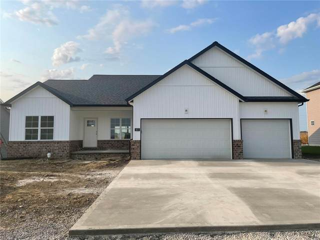 657 Fairway Wood Drive, O'Fallon, IL 62269 (#21064180) :: St. Louis Finest Homes Realty Group