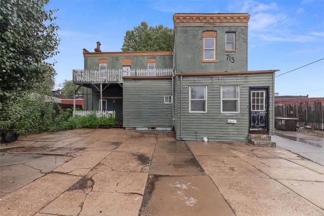713 Lami Street, St Louis, MO 63104 (#21064206) :: Delhougne Realty Group