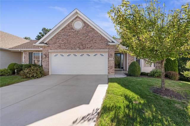271 Crystal Ridge Drive, O'Fallon, MO 63366 (#21064215) :: Clarity Street Realty