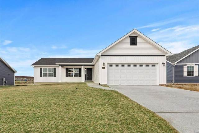 399 Birchwood Drive, Moscow Mills, MO 63362 (#21064222) :: St. Louis Finest Homes Realty Group