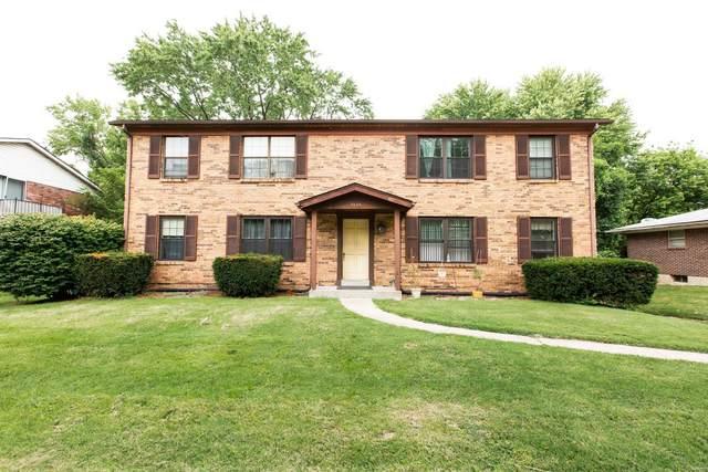 7609 Woodcliffe Drive, Belleville, IL 62223 (#21064237) :: Jenna Davis Homes LLC