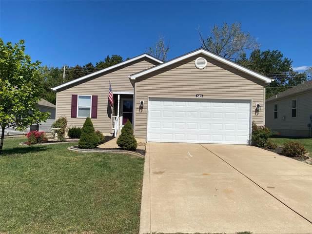 545 Rifle Ridge Drive, Wentzville, MO 63385 (#21064249) :: Reconnect Real Estate