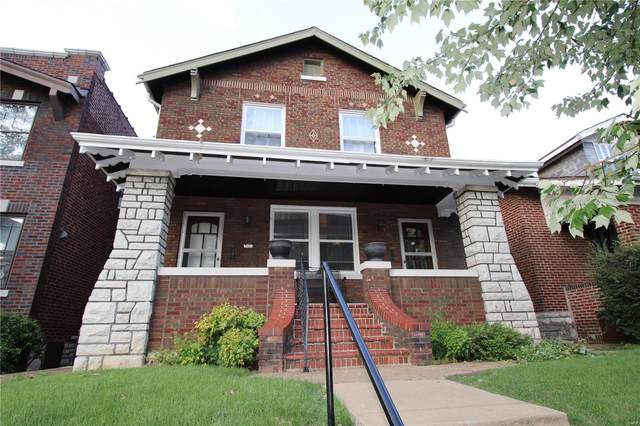 3673 Fillmore, St Louis, MO 63116 (#21064268) :: Clarity Street Realty
