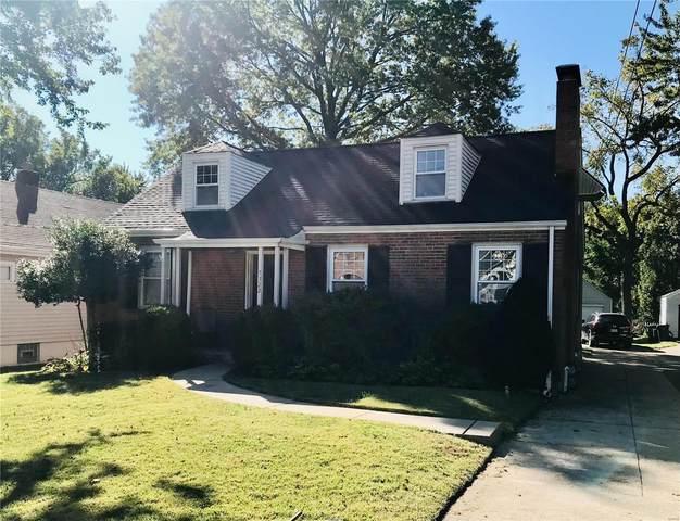7322 Devonshire Avenue, St Louis, MO 63119 (#21064284) :: Kelly Hager Group   TdD Premier Real Estate