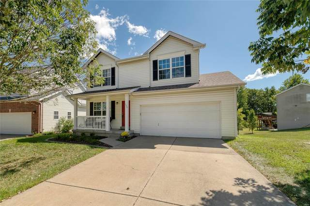 1339 Flintshire Lane, Lake St Louis, MO 63367 (#21064299) :: Jeremy Schneider Real Estate