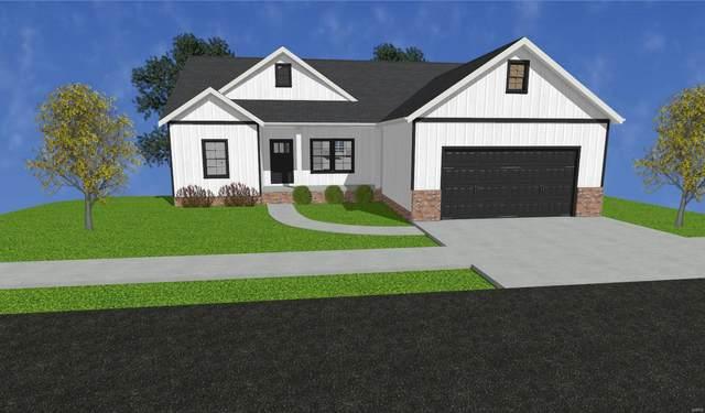 0 Lot 3 Pinnacle, Waynesville, MO 65583 (#21064303) :: Walker Real Estate Team