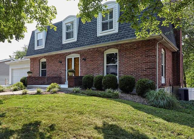 248 Cedar Trail, Ballwin, MO 63011 (#21064311) :: St. Louis Finest Homes Realty Group