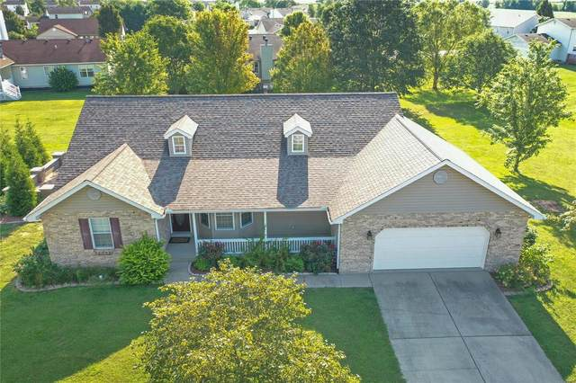 6412 E Brook Drive, Waterloo, IL 62298 (#21064313) :: Parson Realty Group