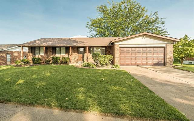 11721 Minot Drive, Bridgeton, MO 63044 (#21064320) :: St. Louis Finest Homes Realty Group
