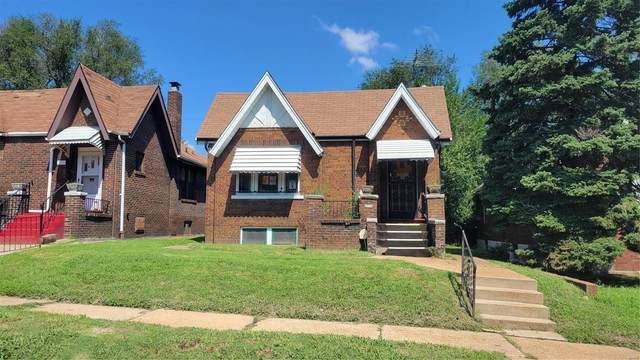 4549 Carter Avenue, St Louis, MO 63115 (#21064346) :: Mid Rivers Homes