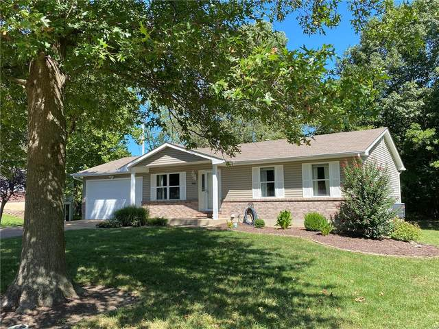 3082 Lakeland Court, Arnold, MO 63010 (#21064351) :: Clarity Street Realty