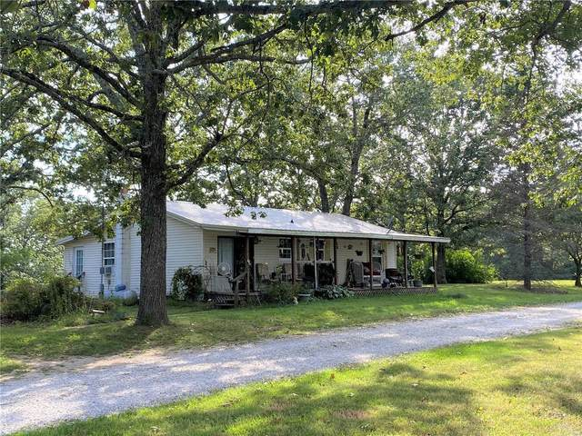 14610 Evergreen Road, Bucyrus, MO 65444 (#21064355) :: Friend Real Estate