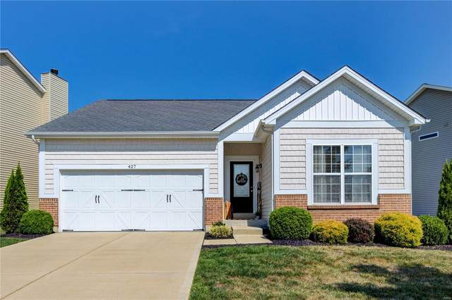 427 Country Stone Drive, Lake St Louis, MO 63367 (#21064361) :: St. Louis Finest Homes Realty Group