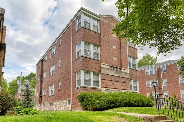 7563 Oxford 2S, St Louis, MO 63105 (#21064409) :: Clarity Street Realty