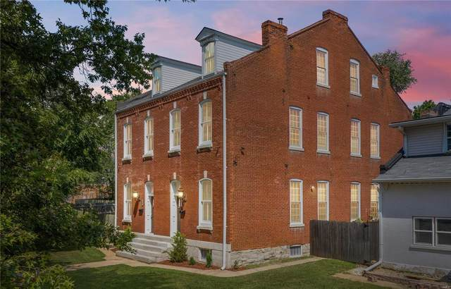 2720 S Jefferson Avenue, St Louis, MO 63118 (#21064422) :: Palmer House Realty LLC