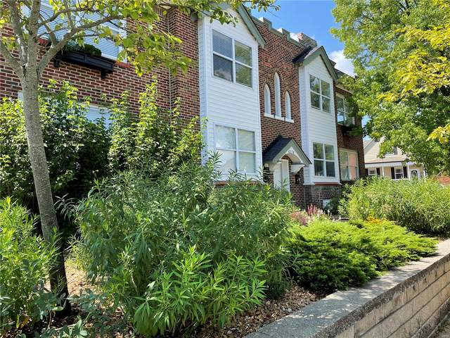 4540 Morganford Road, St Louis, MO 63116 (#21064440) :: Delhougne Realty Group