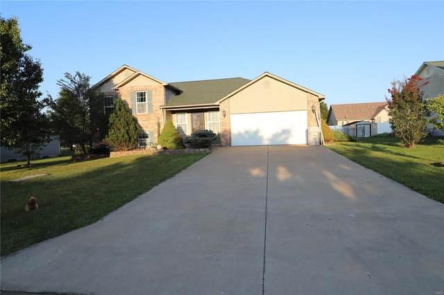 1440 Fox Glove, Farmington, MO 63640 (#21064444) :: St. Louis Finest Homes Realty Group