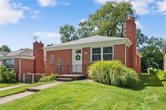 5021 Danbury Avenue, St Louis, MO 63119 (#21064464) :: Clarity Street Realty