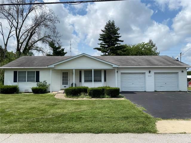 1819 Oak Tree Street, Saint Peters, MO 63376 (#21064470) :: Clarity Street Realty
