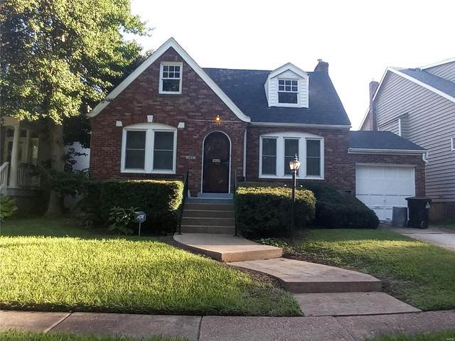 7244 Shaftesbury, University City, MO 63130 (#21064482) :: St. Louis Finest Homes Realty Group