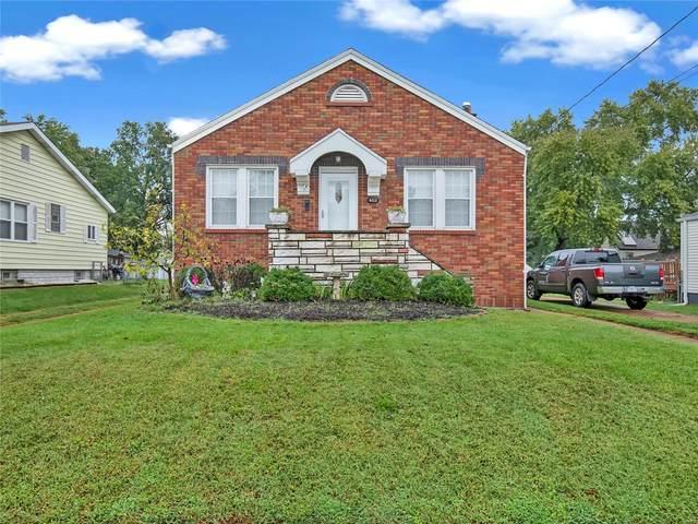 4613 Seibert Avenue, St Louis, MO 63123 (#21064490) :: Finest Homes Network
