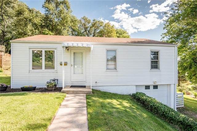 53 Grandview Drive, Collinsville, IL 62234 (#21064494) :: St. Louis Finest Homes Realty Group