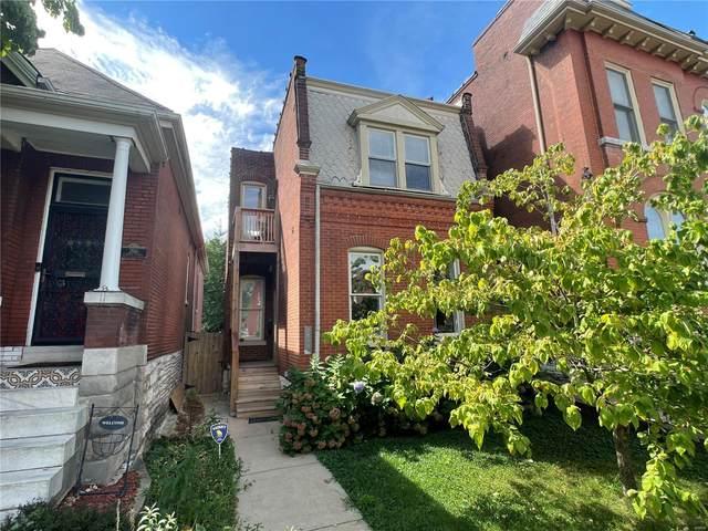 2818 Wyoming Street, St Louis, MO 63118 (#21064503) :: Jenna Davis Homes LLC