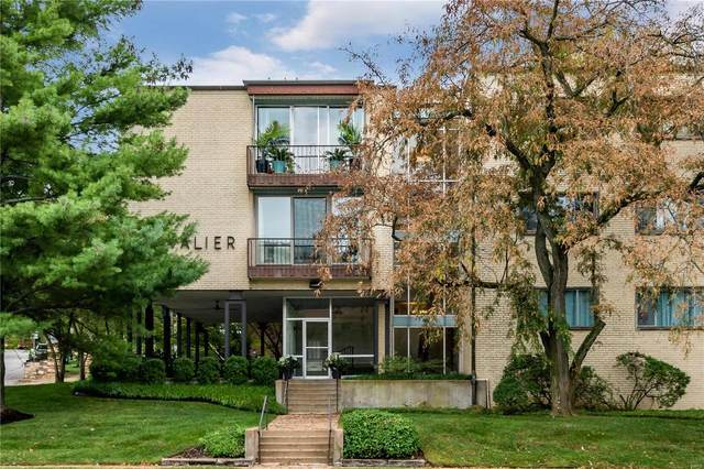 550 S Brentwood 2E, St Louis, MO 63105 (#21064524) :: Clarity Street Realty