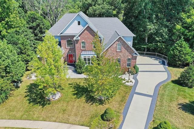 7439 Creek Ridge Lane, Edwardsville, IL 62025 (#21064555) :: The Becky O'Neill Power Home Selling Team