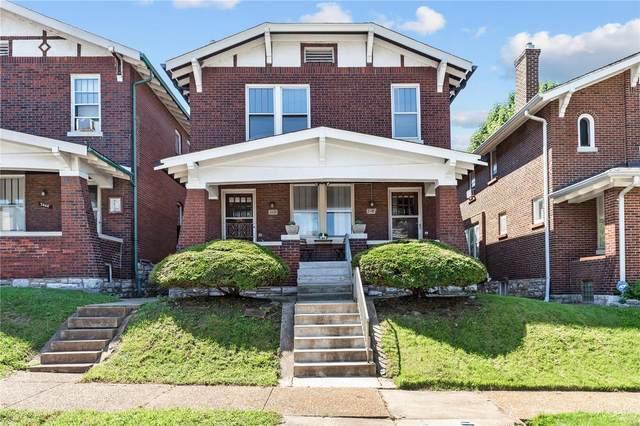 3448 Gasconade, St Louis, MO 63118 (#21064562) :: Jenna Davis Homes LLC