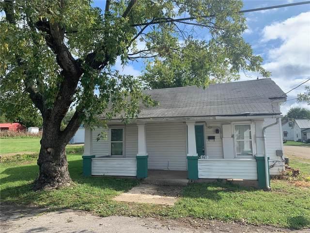 501 Villar, Fredericktown, MO 63645 (#21064566) :: Clarity Street Realty