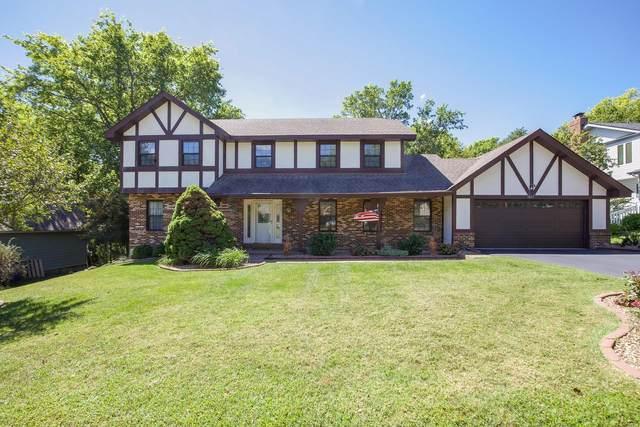 1417 Hudson Lndg, Saint Charles, MO 63303 (#21064571) :: Jeremy Schneider Real Estate