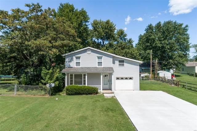 15 Spruce Street, Farmington, MO 63640 (#21064580) :: St. Louis Finest Homes Realty Group
