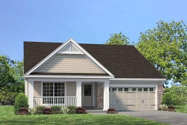 1 Parker @ Manors At Elmhaven, Saint Charles, MO 63301 (#21064594) :: Matt Smith Real Estate Group