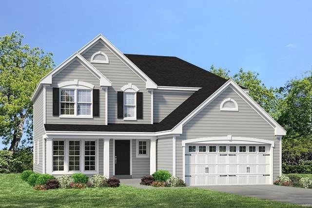 1 Winslow @ Manors At Elmhaven, Saint Charles, MO 63301 (#21064602) :: Matt Smith Real Estate Group